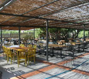 Kauai A tapas-style restaurant right next to Gavà beach with a huge exterior space and lounge area where you can enjoy a drink or two in peace…  Go to website.